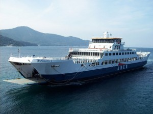 ANETH FERRIES - THASSOS SHIPPING SA